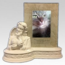 Angel & Cat Urn