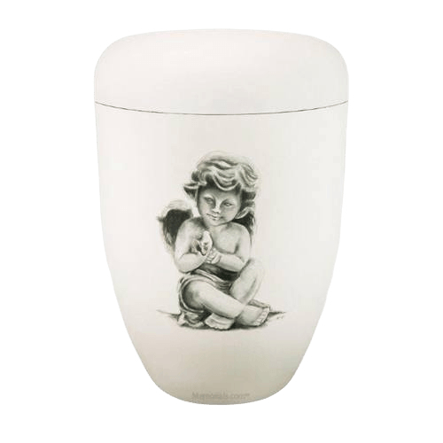 Angel Biodegradable Urn
