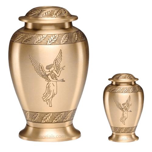 Angel Cremation Urns