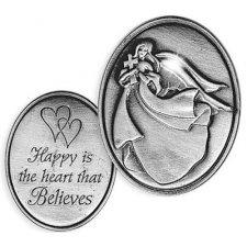 Angel Heart Comfort Tokens