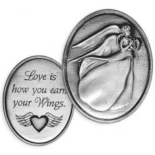 Angel Love Comfort Tokens
