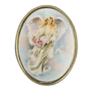 Angel Medallion Applique