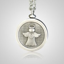 Angel Pet  Memory Keychain