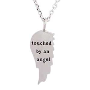 Angel Wing Memory Jewelry