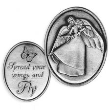 Angel Wings Comfort Tokens