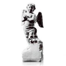 Angel In Prayer Marble Statues