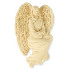 Angel of Courage Magnetic Lapel Pins