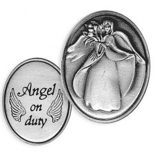 Angel on Duty Comfort Tokens