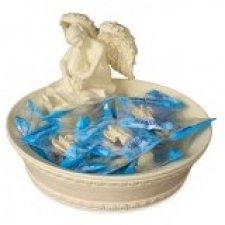 Angelic Blue Keepsake Charm Set