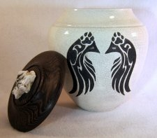 Angelic Paws Pet Cremation Urn