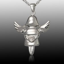 Angelita Cremation Pendant