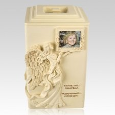 Angels Near You Cremation Urn