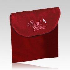Angel Love Medium Burial Pocket