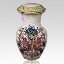 Luchia Ceramic Cremation Urn
