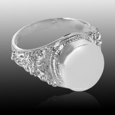 Antique Cremation Ring III