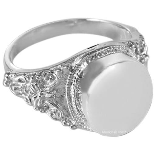 Antique Cremation Ring III