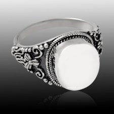 Antique Cremation Ring