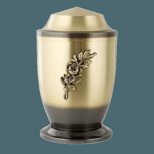 Antique Rose Companion Cremation Urn