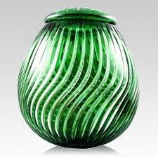 Apollo Glass Companion Cremation Urn