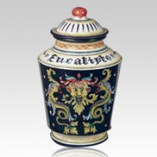 Dynasty Ceramic Cremation Urn