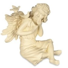 April Mini Angel Keepsake