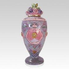 April Rain Cremation Urn