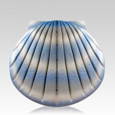 Aqua Shell Biodegradable Cremation Urns