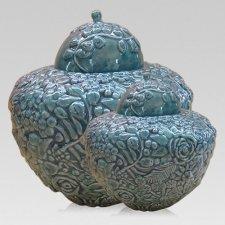 Aquamarine Pet Cremation Urns