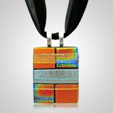 Arancio Cremation Ashes Pendant