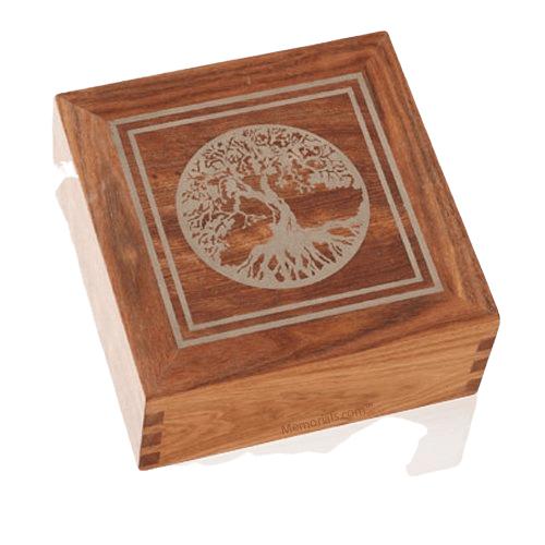 Arbor Caribbean Square Memory Box