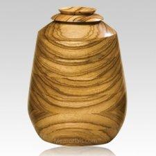 Arcadia Large Wooden Pet Urn