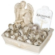 Archangel Worry Stone Keepsake Set
