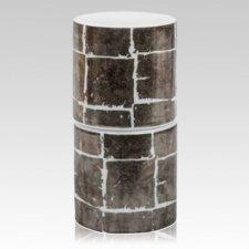 Argente Porcelain Cremation Urn
