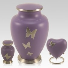 Aria Butterfly Cremation Urns