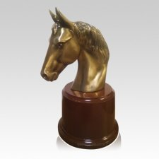 Arion Bronze Horse Cremation Urn
