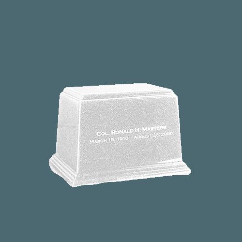 Ark Frost Mini Marble Urn