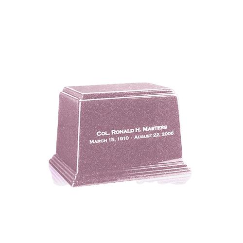 Ark Lavender Mini Marble Urn