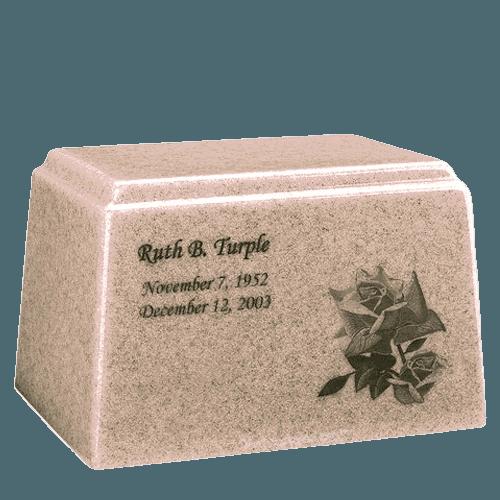 Ark Niche Sand Marble Urn