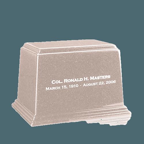 Ark Sand Medium Marble Urn