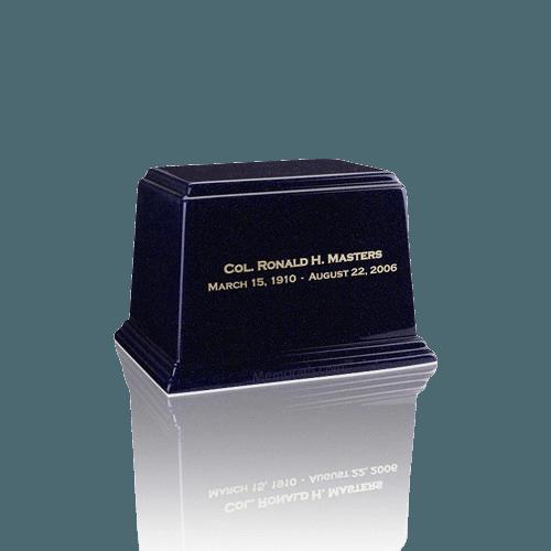 Ark Sapphire Blue Keepsake Marble Urn