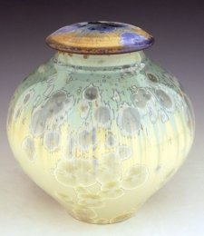 Roman Art Cremation Urn