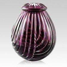 Artemis Glass Cremation Urn