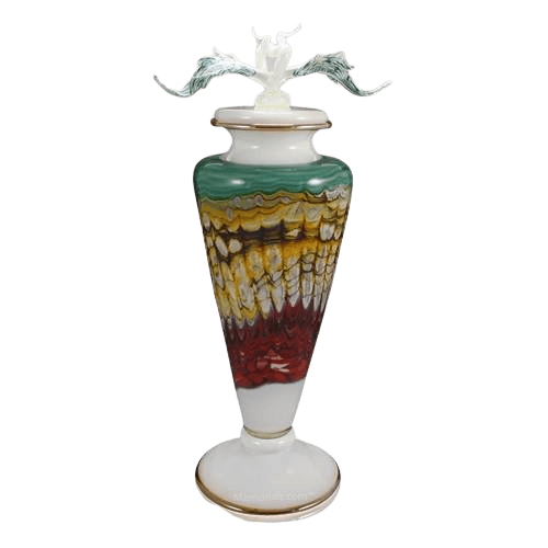Ascension Sargo Art Cremation Urn