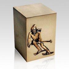 Aspen Bronze Cremation Urn