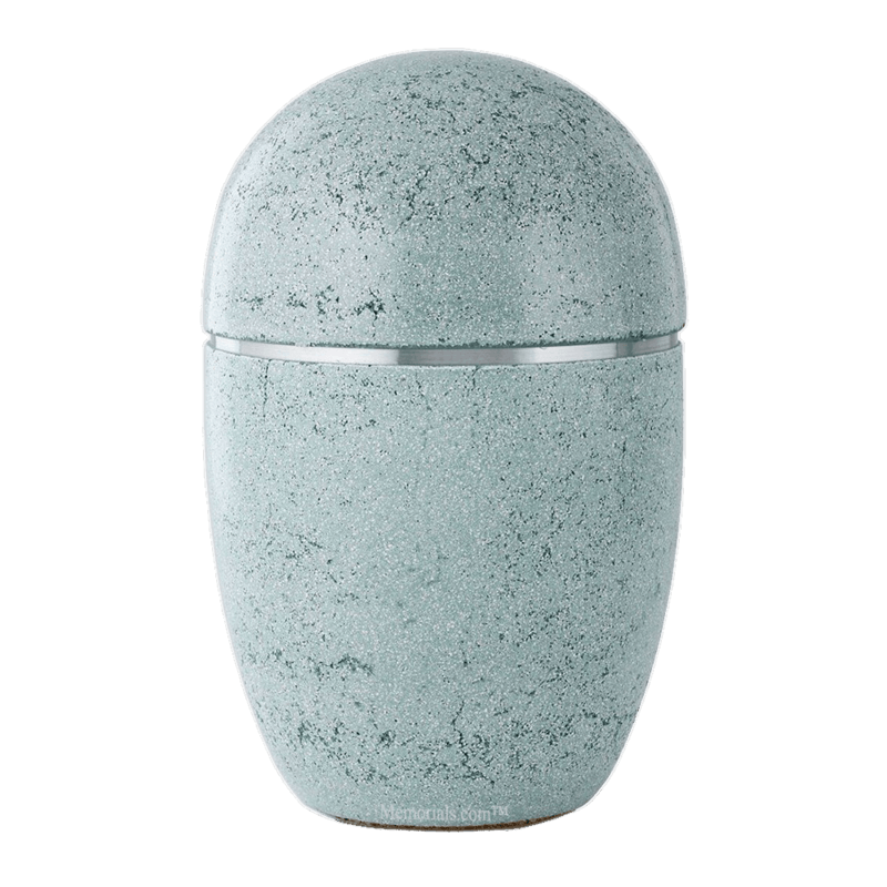 Atlanta Sky Ceramic Cremation Urn