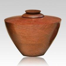 Attica Wooden Pet Urn