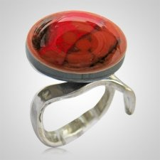Auburn Memorial Ashes Ring