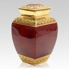 August Cremation Urn
