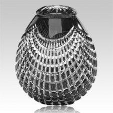Augustus Glass Cremation Urns