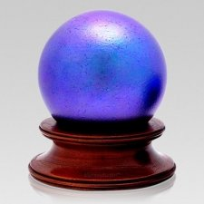 Aurora Glass Child Cremation Urns